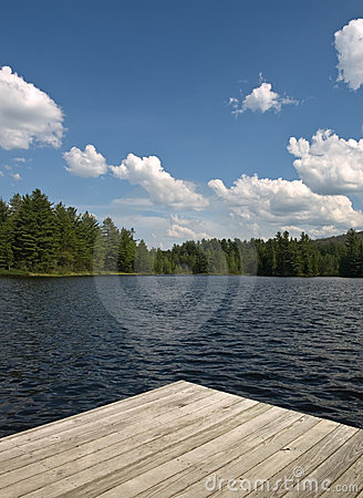 View from a dock