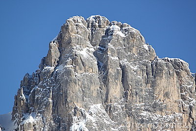 View of  Dolomiti
