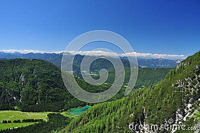 Friuli Venezia Giulia: alpine landscape by Fusine