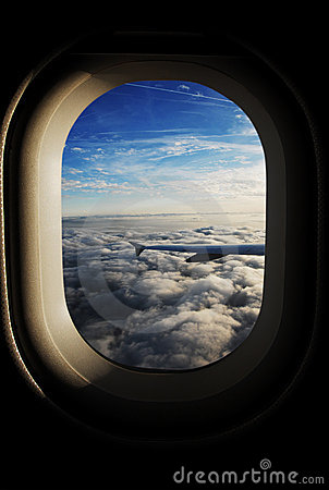 Free View From The Aeroplane S Window Stock Images - 7274954