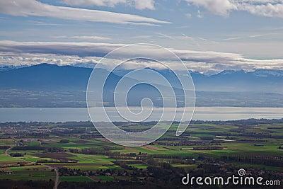 View of Geneva