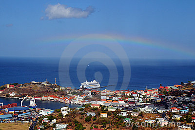 View of Grenada