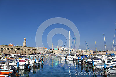 Old Acco Harbour