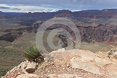 View of Inner Grand Canyon
