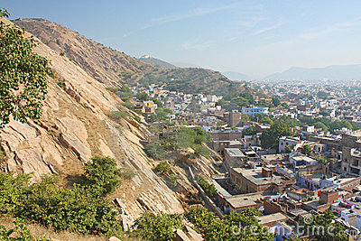 View of Jaipur