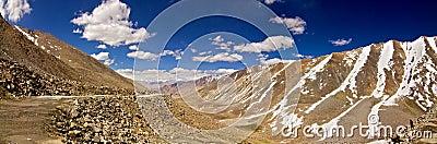 View from Khardungla, Ladakh
