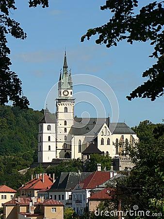 View of Kremnica