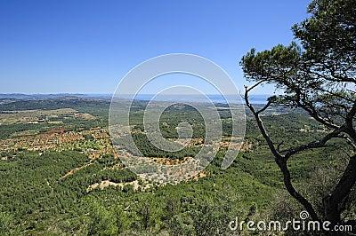 View of Majorca