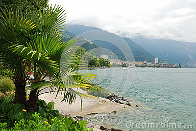 View of Montreux