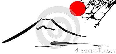 View Mount Fuji Kyoto