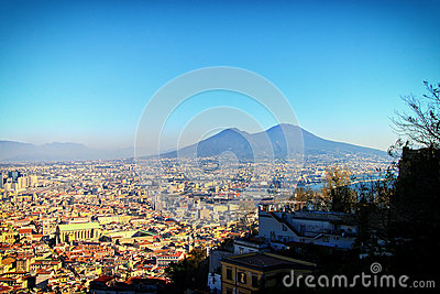 View of Naples,Itay