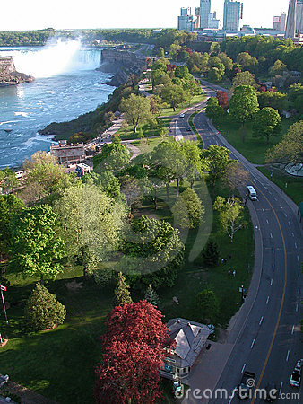 A View of Niagara