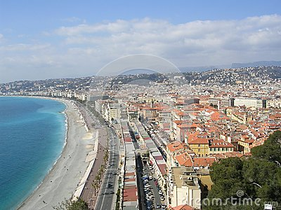 A View of Nice
