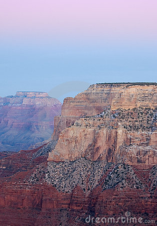 Free View Of The Grand Canyon Royalty Free Stock Photography - 4050007