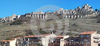 Petralia Soprana e Madonnuzza, Sicily