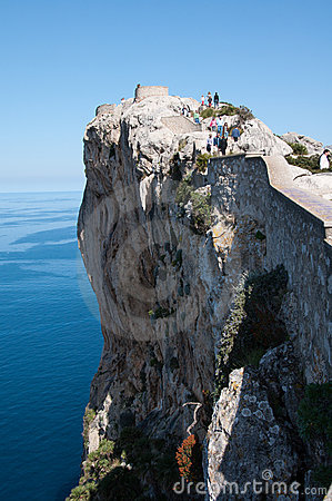View Point Formentor, Majorca, Spain