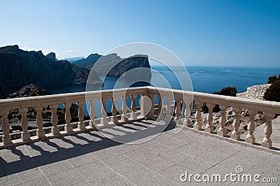 View Point Formentor, Majorca, Spain