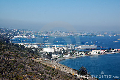 The View from Point Loma