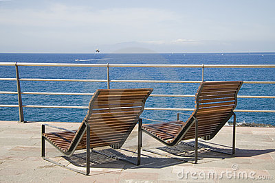 View point on Tenerife island