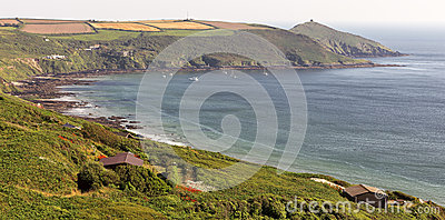 View of Rame Head