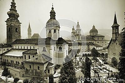 View of Salzburg - HDR