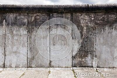 East-West Berlin Original Wall Section