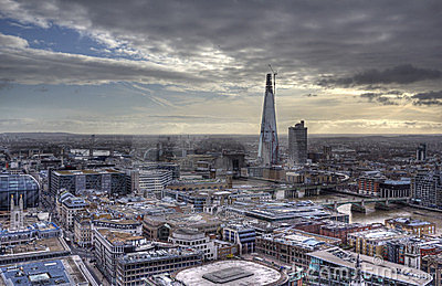 View from St. Pauls