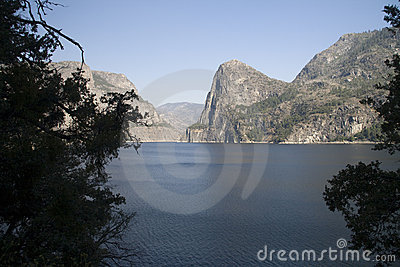 View to Hetch Hetchy Reservoir