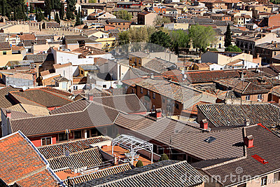 View of Toledo, Spain Editorial Image