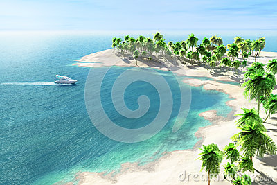 Atoll, background, beach, blue, bright, coast, colorful, concept, day, dream, enjoyment, lagoon, leisure, ocean, pacific,   paradi