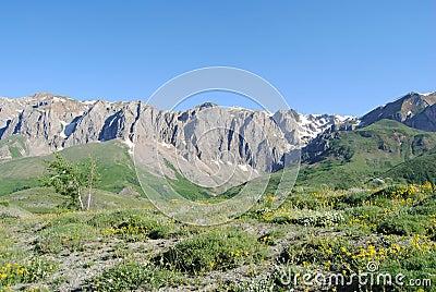 A view of Tunceli.