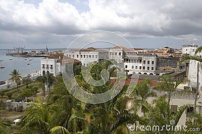 View at Zanzibar