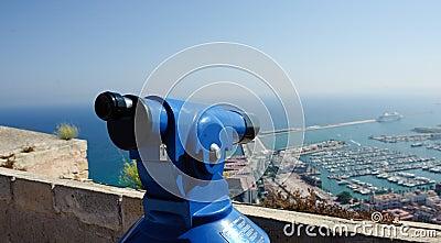 Viewfinder in Alicante Spain