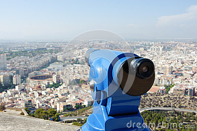 Viewfinder in Alicante Spain