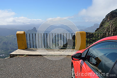 Viewpoint. Gran Canaria