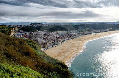 Nazare viewpoint