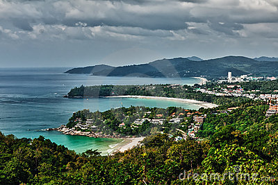 Viewpoint of Phuket