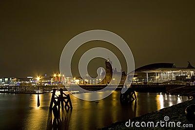 Views around Cardiff Bay