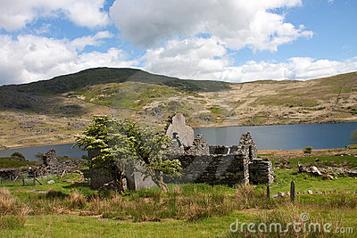 Views around Cwmystradllyn