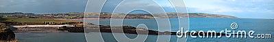 Views around Moelfre