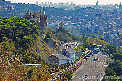 Views of Barcelona