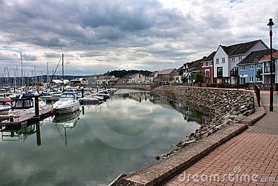 Views from Conwy Marina