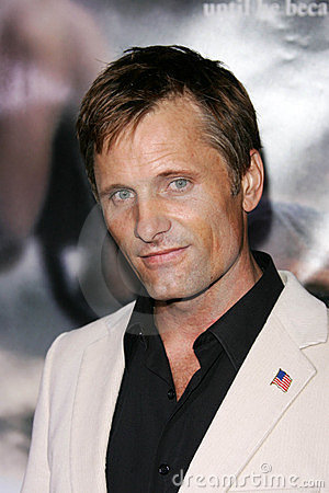 Viggo Mortensen Editorial Stock Photo