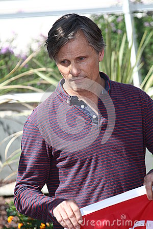 Viggo Mortensen Editorial Stock Image