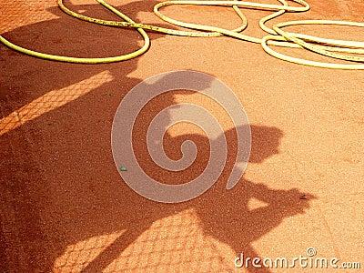Vigilantes del tenis
