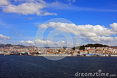 Vigo Waterfront