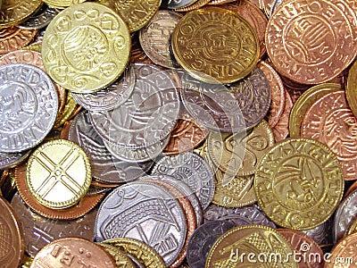 Viking coins
