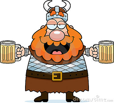 Viking Drunk