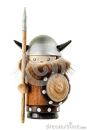 Viking figurine