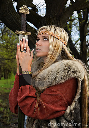 Norse girls